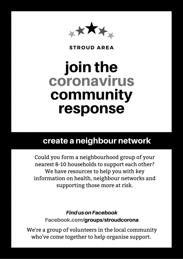 Join the community response